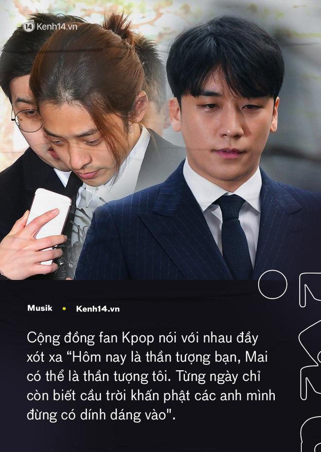 Liên hoàn phốt Seungri báo hiệu ngày tận thế của Kpop - sự thật hay chỉ là bi quan quá đà? - Ảnh 1.