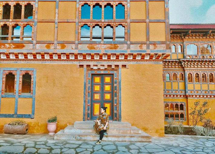 Hành trình khám phá Bhutan trong 5 ngày của cô gái Sài Gòn khiến nhiều người phải ôm mộng ước ao - Ảnh 28.