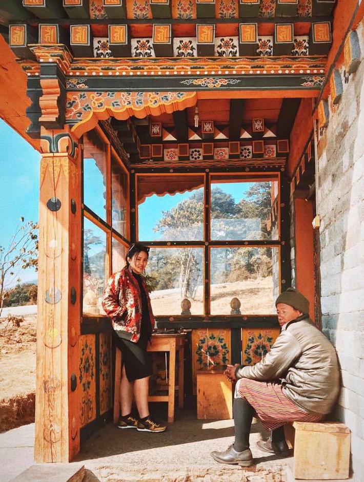 Hành trình khám phá Bhutan trong 5 ngày của cô gái Sài Gòn khiến nhiều người phải ôm mộng ước ao - Ảnh 24.