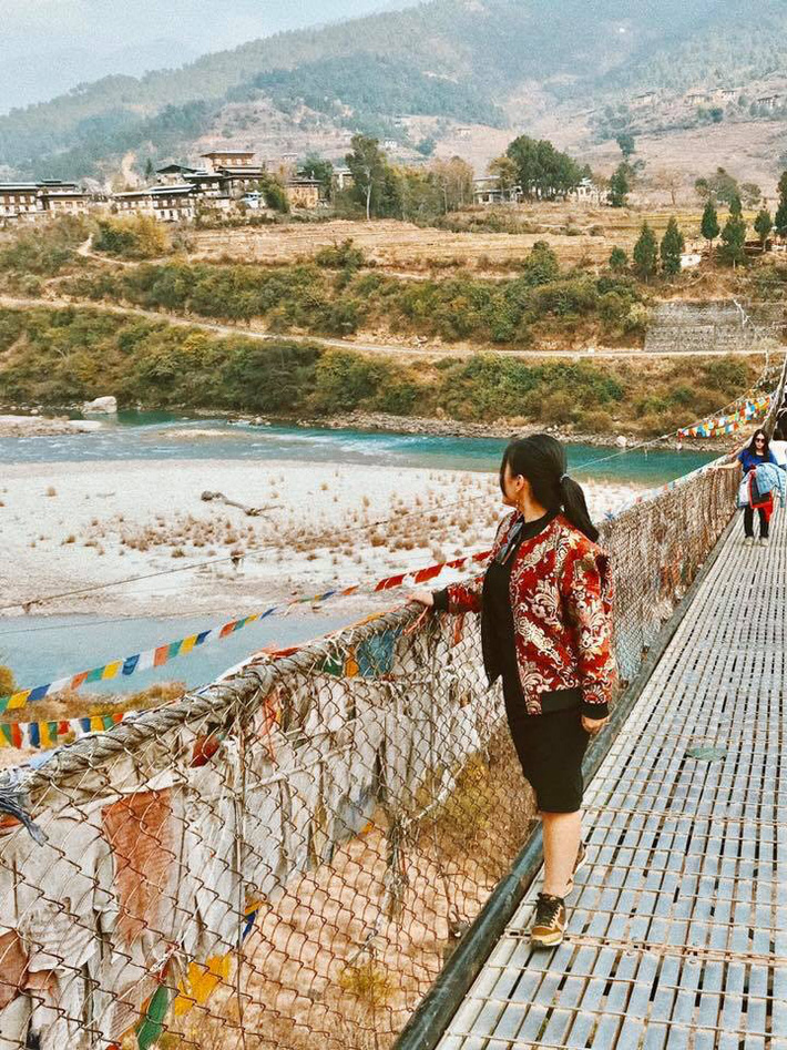 Hành trình khám phá Bhutan trong 5 ngày của cô gái Sài Gòn khiến nhiều người phải ôm mộng ước ao - Ảnh 23.