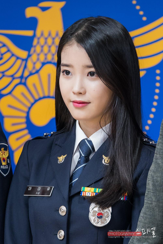Một sự thật ít ai biết: Em gái quốc dân IU thật ra từng là sĩ quan cảnh sát cấp cao - Ảnh 7.