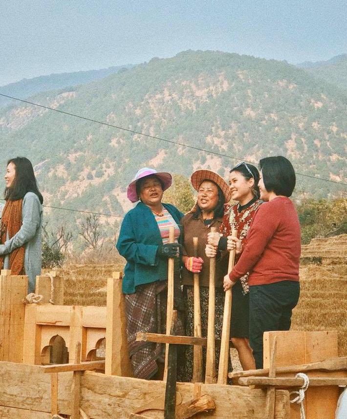 Hành trình khám phá Bhutan trong 5 ngày của cô gái Sài Gòn khiến nhiều người phải ôm mộng ước ao - Ảnh 9.