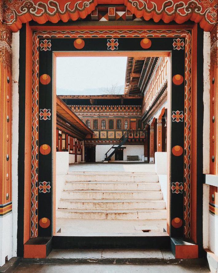Hành trình khám phá Bhutan trong 5 ngày của cô gái Sài Gòn khiến nhiều người phải ôm mộng ước ao - Ảnh 17.