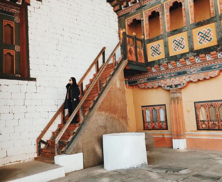 Hành trình khám phá Bhutan trong 5 ngày của cô gái Sài Gòn khiến nhiều người phải ôm mộng ước ao - Ảnh 19.