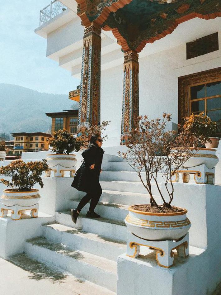 Hành trình khám phá Bhutan trong 5 ngày của cô gái Sài Gòn khiến nhiều người phải ôm mộng ước ao - Ảnh 8.
