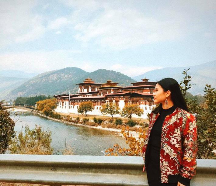 Hành trình khám phá Bhutan trong 5 ngày của cô gái Sài Gòn khiến nhiều người phải ôm mộng ước ao - Ảnh 4.