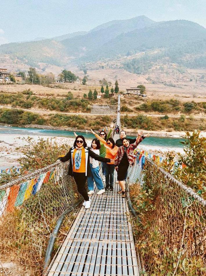 Hành trình khám phá Bhutan trong 5 ngày của cô gái Sài Gòn khiến nhiều người phải ôm mộng ước ao - Ảnh 20.