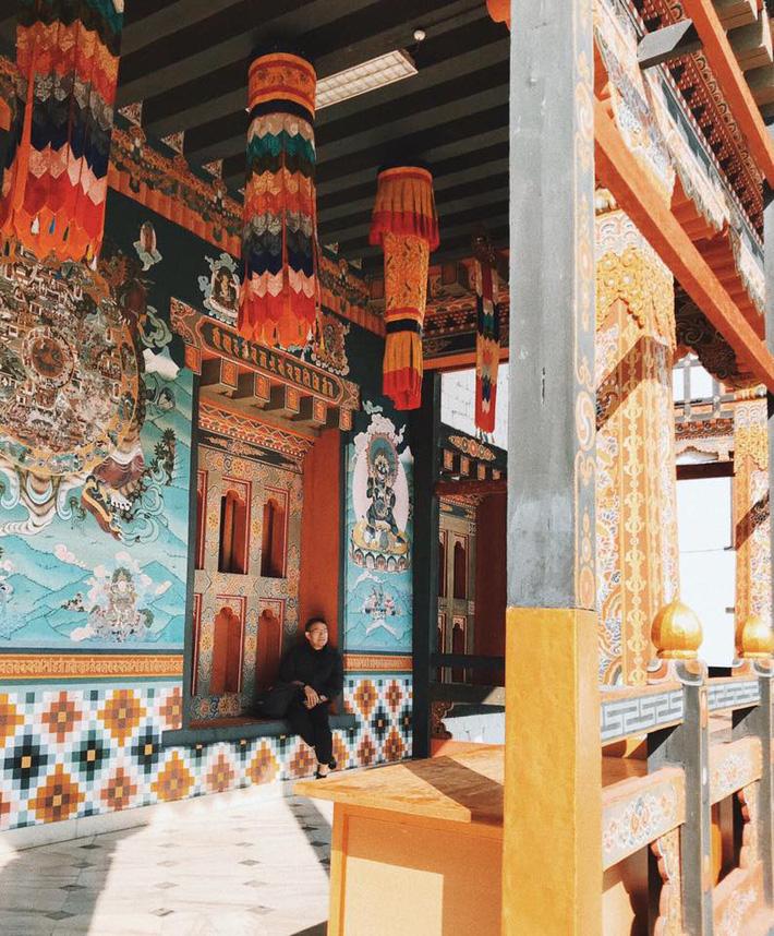 Hành trình khám phá Bhutan trong 5 ngày của cô gái Sài Gòn khiến nhiều người phải ôm mộng ước ao - Ảnh 16.