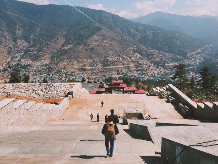 Hành trình khám phá Bhutan trong 5 ngày của cô gái Sài Gòn khiến nhiều người phải ôm mộng ước ao - Ảnh 7.
