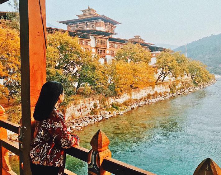 Hành trình khám phá Bhutan trong 5 ngày của cô gái Sài Gòn khiến nhiều người phải ôm mộng ước ao - Ảnh 3.