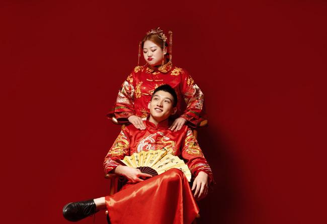 Vỗ béo em lên trăm ký rồi cưới - chuyện ngôn tình kiểu mới có 1-0-2 hot nhất nhì MXH Trung Quốc! - Ảnh 5.