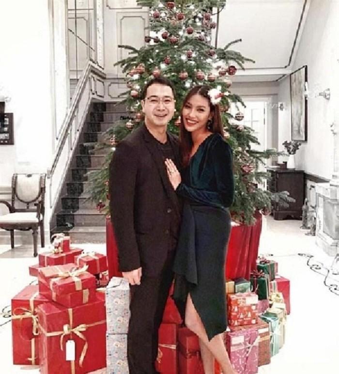 Hoa hậu Việt lấy chồng đại gia, nhà ai to hơn?