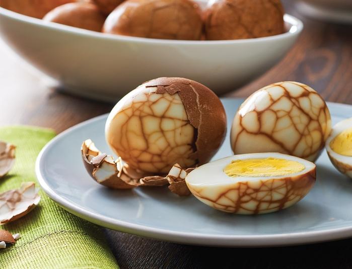 Tuyệt chiêu làm món trứng ngâm nước ngọt mới lạ