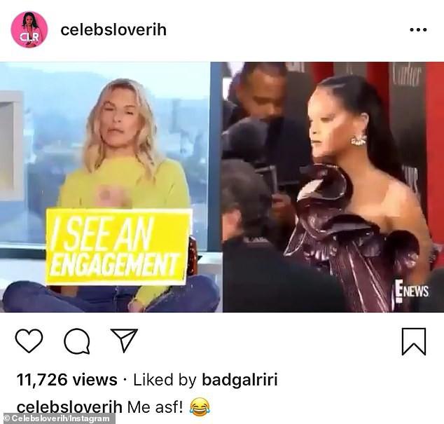 Rihanna ngầm thừa nhận sắp đính hôn và có ý định sinh quý tử cho bạn trai tỷ phú qua động thái này? - Ảnh 2.