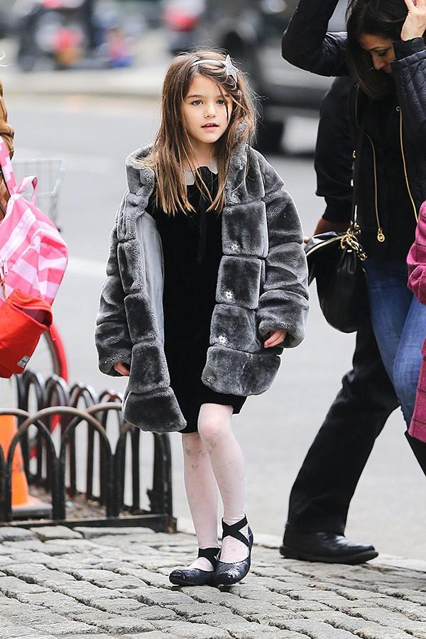Những cô công chúa nổi tiếng nhà sao Hollywood ngày ấy nay đã lớn: Suri Cruise, Harper Beckham lột xác ngoạn mục - Ảnh 6.