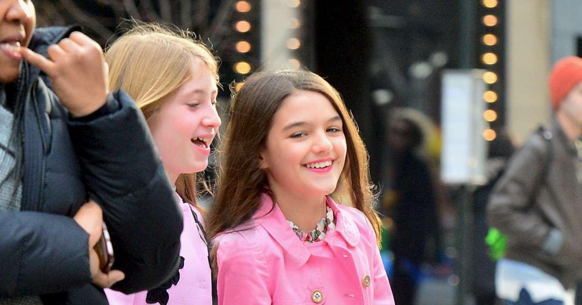 Những cô công chúa nổi tiếng nhà sao Hollywood ngày ấy nay đã lớn: Suri Cruise, Harper Beckham lột xác ngoạn mục - Ảnh 11.