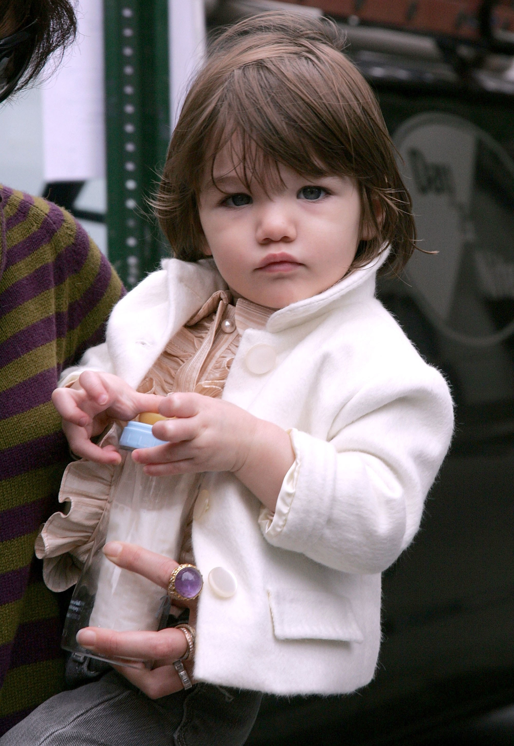 Những cô công chúa nổi tiếng nhà sao Hollywood ngày ấy nay đã lớn: Suri Cruise, Harper Beckham lột xác ngoạn mục - Ảnh 1.