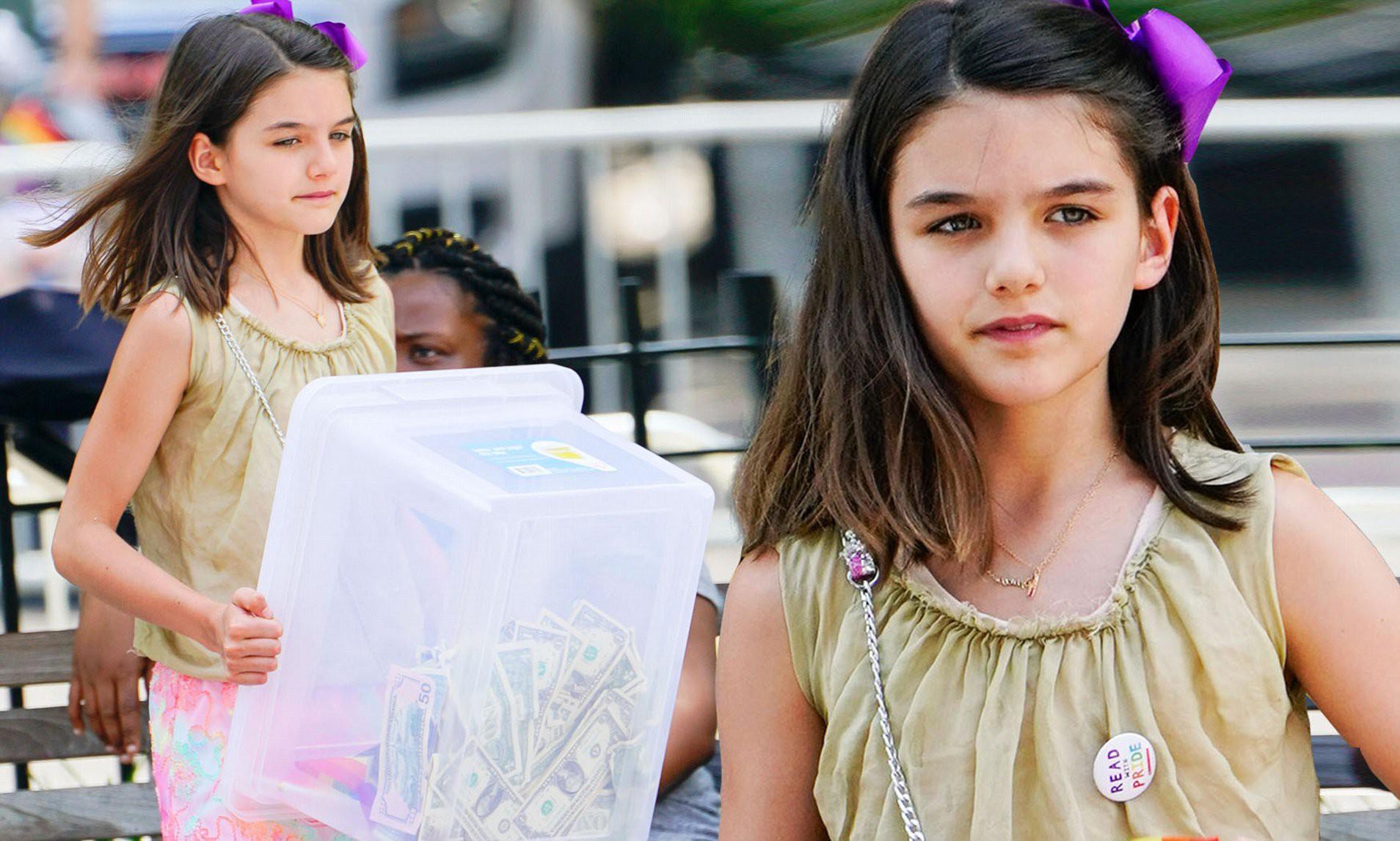 Những cô công chúa nổi tiếng nhà sao Hollywood ngày ấy nay đã lớn: Suri Cruise, Harper Beckham lột xác ngoạn mục - Ảnh 5.