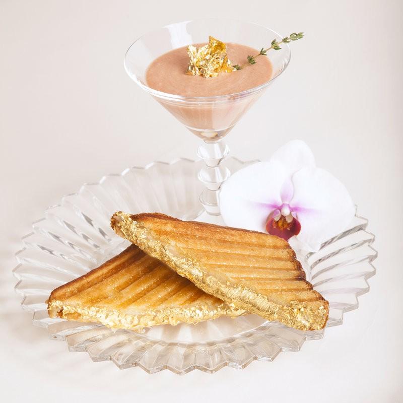 Chua, cay, mặn, ngọt và đắng... rốt cuộc là vàng có vị gì mà nhiều đầu bếp lại thích cho vào món ăn đến thế? - Ảnh 5.
