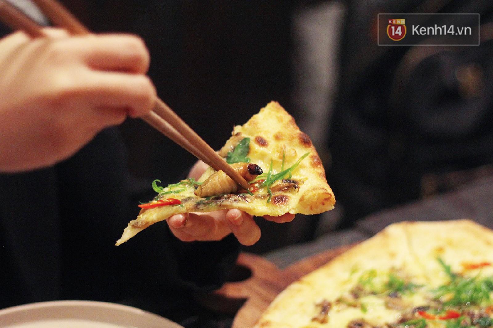 Ăn thử pizza đuông dừa: không cẩn thận là topping bò đi mất và hẳn ai cũng bất ngờ vì sự thật phía sau - Ảnh 8.