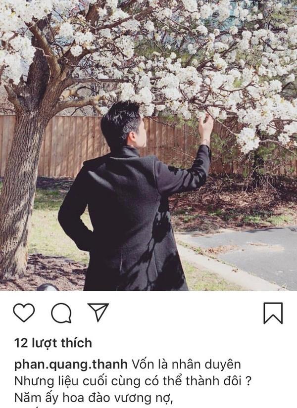 Khoá facebook thì đã sao, Phan Thành vẫn vào tận Instagram của Midu để 'thả tim' đây này! - Ảnh 4.