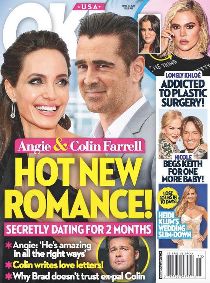 Ly hôn Brad Pitt chưa xong, Angelina Jolie đã dính phải tin đồn hẹn hò lén lút cùng đối tượng cũ - Ảnh 1.