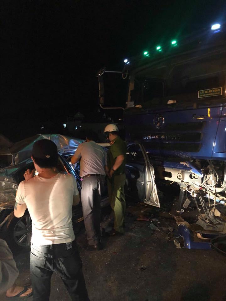 Danh tính các nạn nhân trong vụ tai nạn thảm khốc khiến 5 người trong gia đình thương vong ở Huế - Ảnh 1.