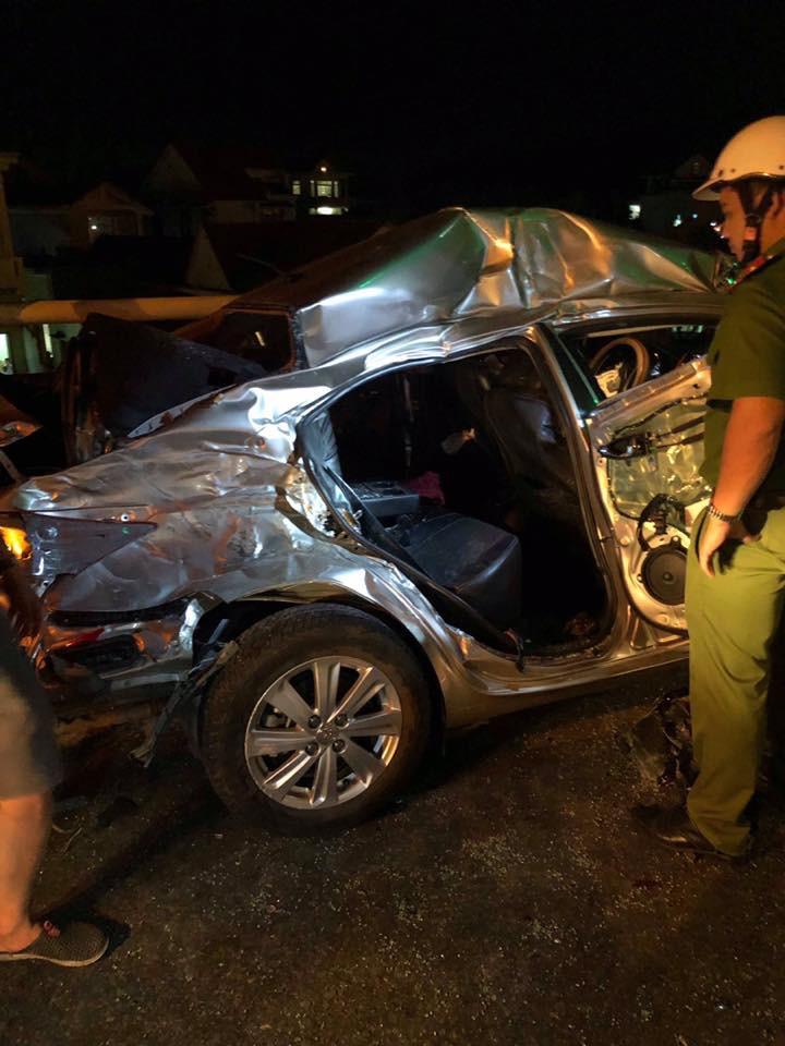 Danh tính các nạn nhân trong vụ tai nạn thảm khốc khiến 5 người trong gia đình thương vong ở Huế - Ảnh 2.