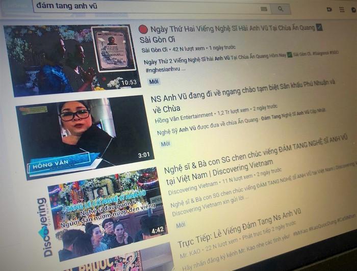 YouTuber livestream ở đám tang: Khi người ta làm tất cả để kiếm views