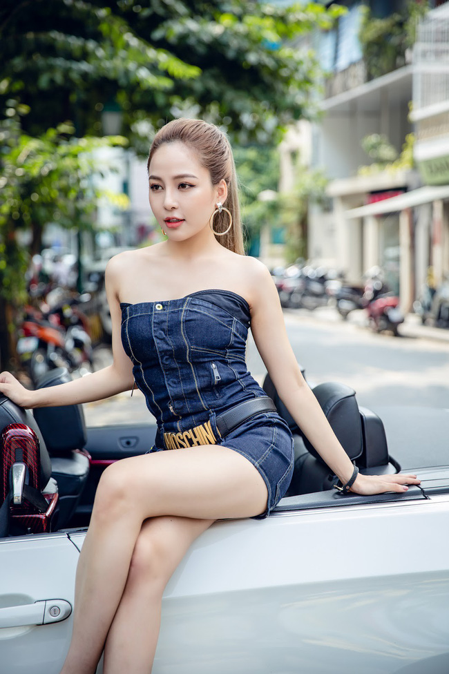 Dao kéo để trở nên xinh đẹp hơn bội phần, hot girl Trâm Anh rộng đường khi lấn sân sang sự nghiệp diễn xuất - Ảnh 7.