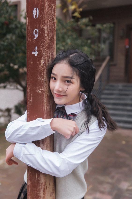 Nhan sắc nữ thần mới của Trung Quốc với nét đẹp thoát tục đang được truy lùng - Ảnh 9.