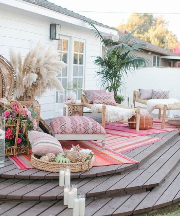 Những ý tưởng siêu đẹp mà bạn có thể dễ dàng áp dụng vào góc thư giãn của gia đình để chào đón mùa hè - Ảnh 6.