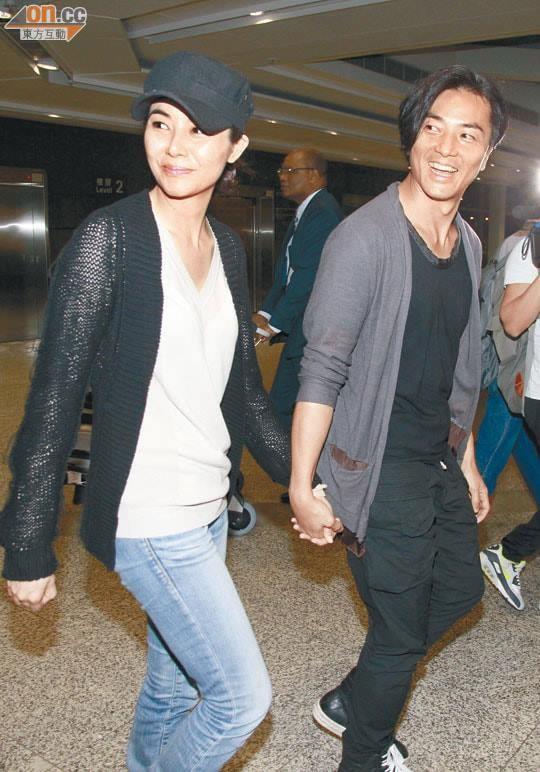 Giữa loạt scandal ngoại tình của giới giải trí vẫn có cặp vợ chồng nắm chặt tay nhau suốt 13 năm: Mông Gia Tuệ và Trịnh Y Kiện - Ảnh 3.