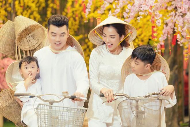 Showbiz Việt chuẩn bị chào đón 5 nhóc tỳ sắp chào đời: Gây chú ý nhất từ khi mới báo tin vui là gia đình thứ 2! - Ảnh 9.