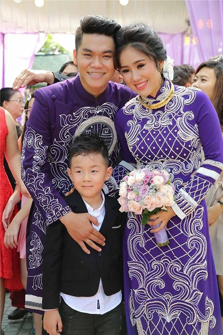Showbiz Việt chuẩn bị chào đón 5 nhóc tỳ sắp chào đời: Gây chú ý nhất từ khi mới báo tin vui là gia đình thứ 2! - Ảnh 3.