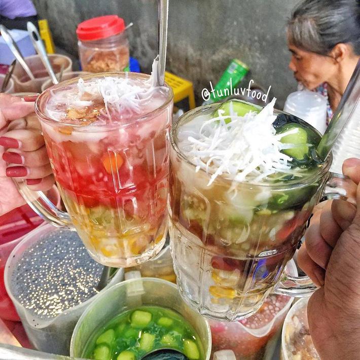 Những món ăn vặt nghe tên đã thấy mát lạnh cả mùa hè, chị em Hà Nội order ngay để xua tan nắng nóng - Ảnh 6.