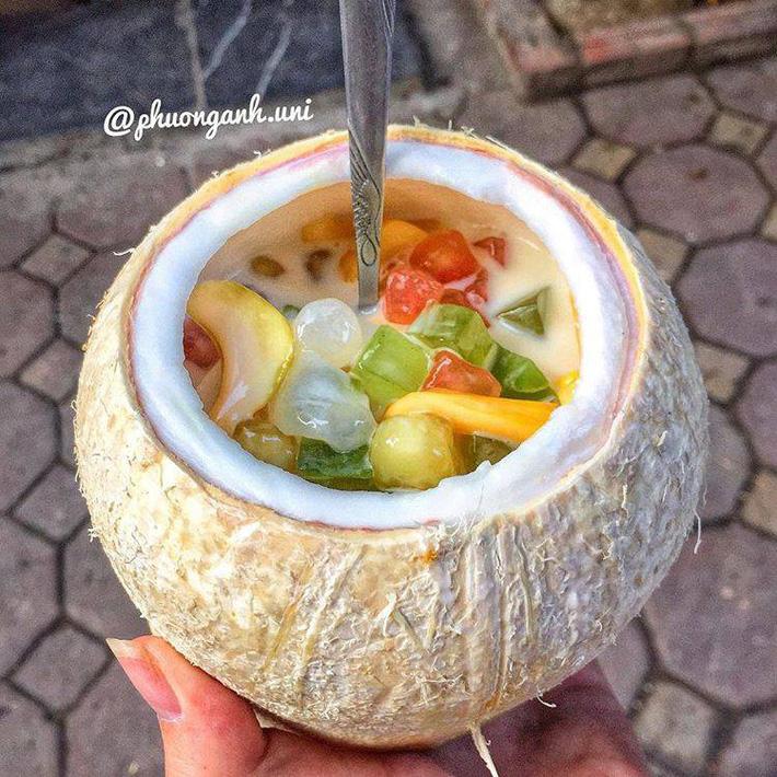 Những món ăn vặt nghe tên đã thấy mát lạnh cả mùa hè, chị em Hà Nội order ngay để xua tan nắng nóng - Ảnh 8.