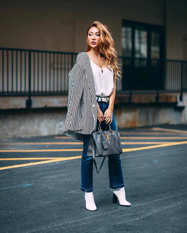 4 kiểu quần jeans bất chấp thời gian chẳng sợ lỗi thời, chị em không lo sợ lỗ khi đầu tư - Ảnh 2.