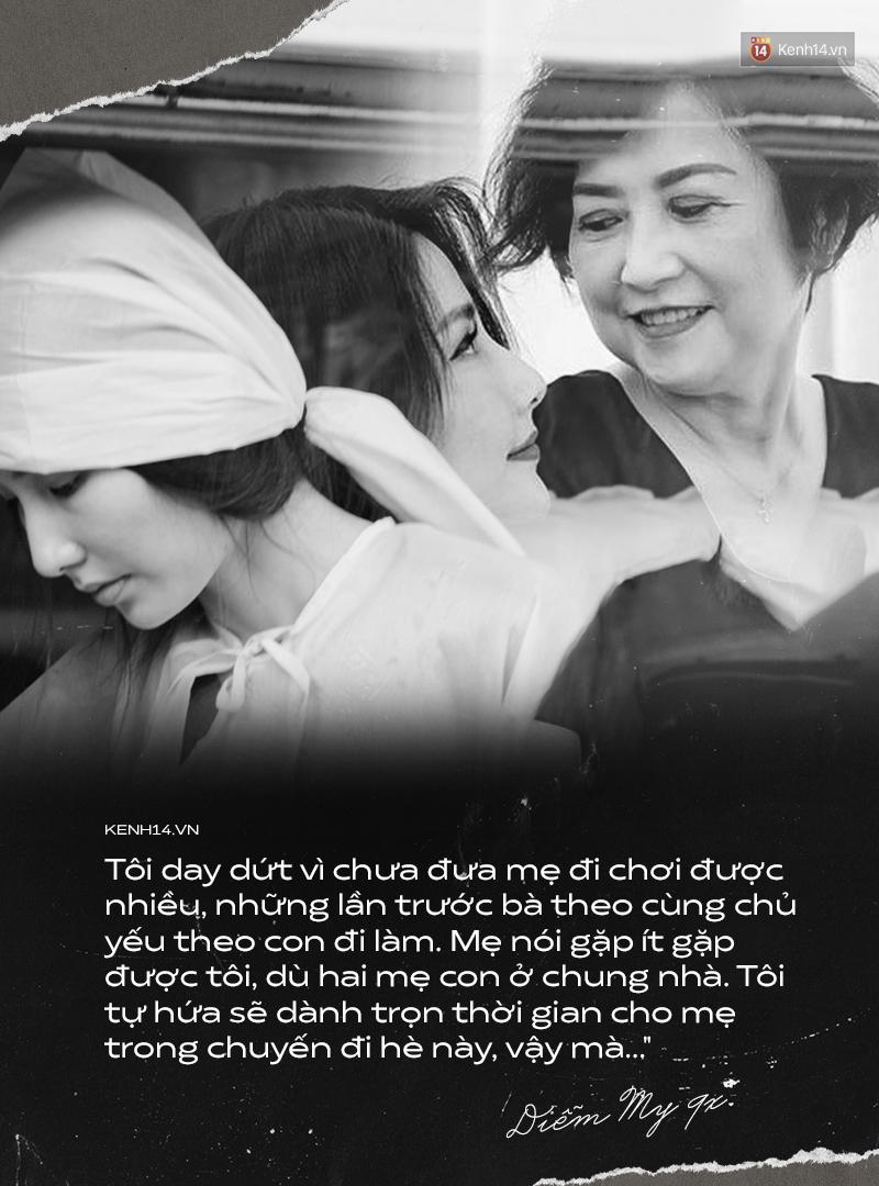 Cuộc đời con là một cuộn phim, bao đổi thay mẹ vẫn là nhân vật chính: Mẹ ơi, con khóc nhè một lần được không? - Ảnh 2.