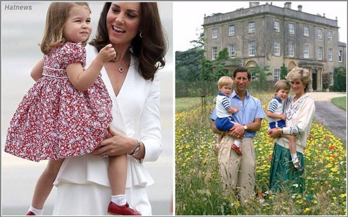 Công nương Kate từng bị chỉ trích khi để công chúa, hoàng tử nhí mặc đồ cũ, nhưng đằng sau đó lại là ý nghĩa cảm động - Ảnh 6.