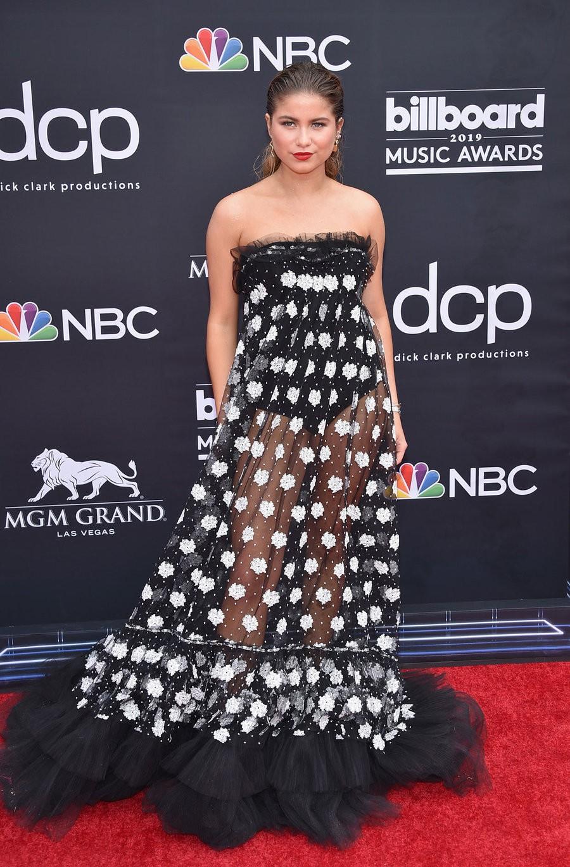 Thảm đỏ Billboard 2019: Taylor Swift sến sẩm bị dàn mỹ nhân ngực khủng át vía, BTS lột xác quyền lực bên quân đoàn sao - Ảnh 18.
