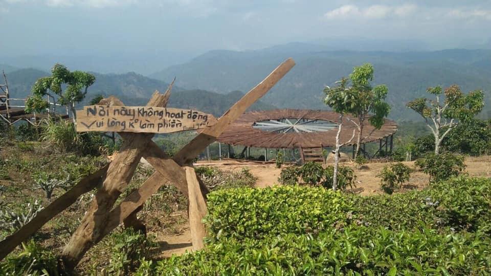 Cầu gỗ săn mây nổi tiếng ở Đà Lạt nhiều lần cấm khách tham quan: Lý do vì đâu nên nỗi? - Ảnh 3.