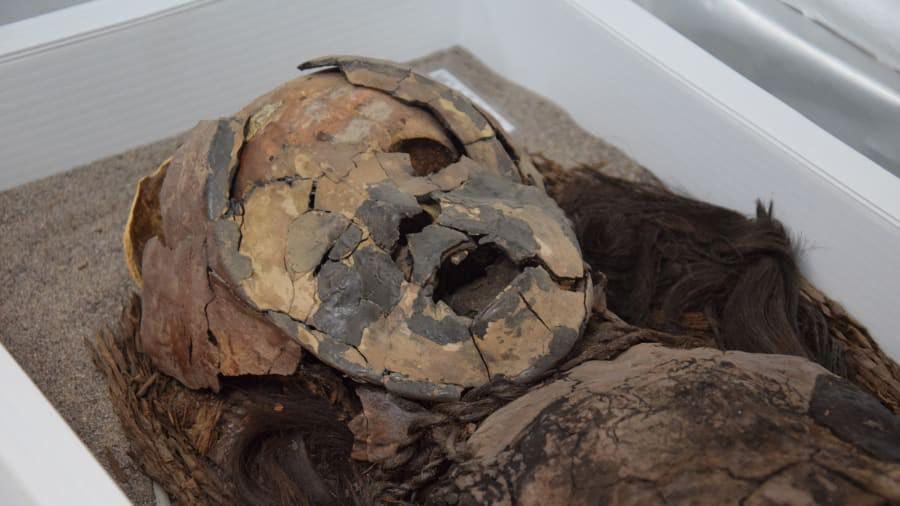 Ngạc nhiên chưa: Những xác ướp cổ nhất thế giới không phải của người Ai Cập - Ảnh 2.