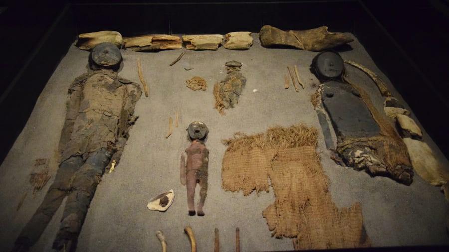 Ngạc nhiên chưa: Những xác ướp cổ nhất thế giới không phải của người Ai Cập - Ảnh 4.