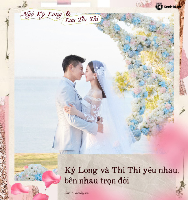 Lưu Thi Thi: Đoá hoa đẹp nhất Tử Cấm Thành và câu chuyện tình cảm động đất trời với Ngô Kỳ Long - Ảnh 5.