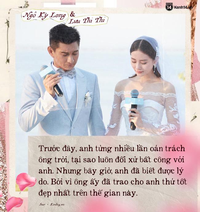 Lưu Thi Thi: Đoá hoa đẹp nhất Tử Cấm Thành và câu chuyện tình cảm động đất trời với Ngô Kỳ Long - Ảnh 6.