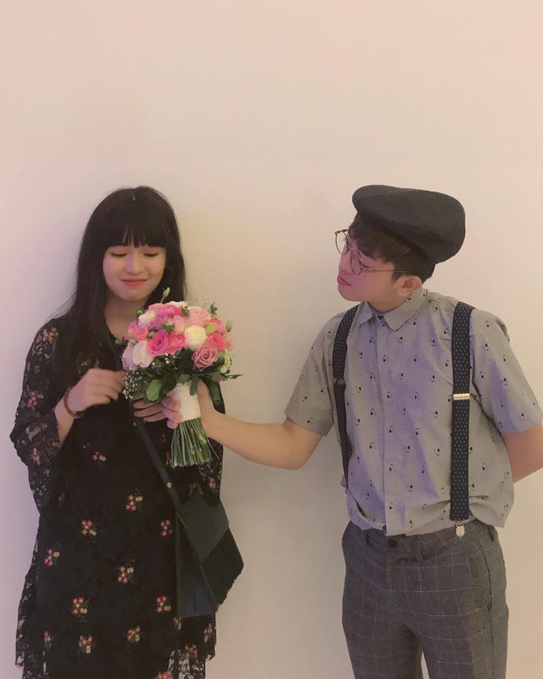 Khánh Vân Mắt Biếc - thánh lầy Hoàng Anh: Cặp đôi hoàn hảo chứng minh tình bạn thân khác giới có tồn tại trên đời - Ảnh 13.