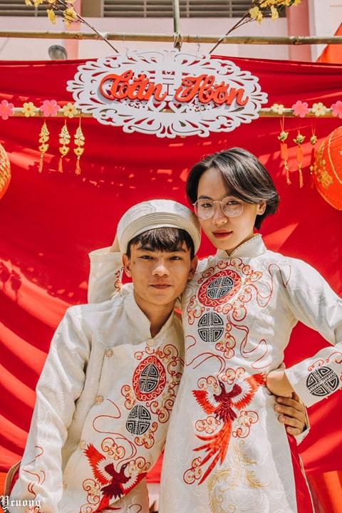 Ảnh 8: Dựng cổng trại thành đám cưới - We25.vn