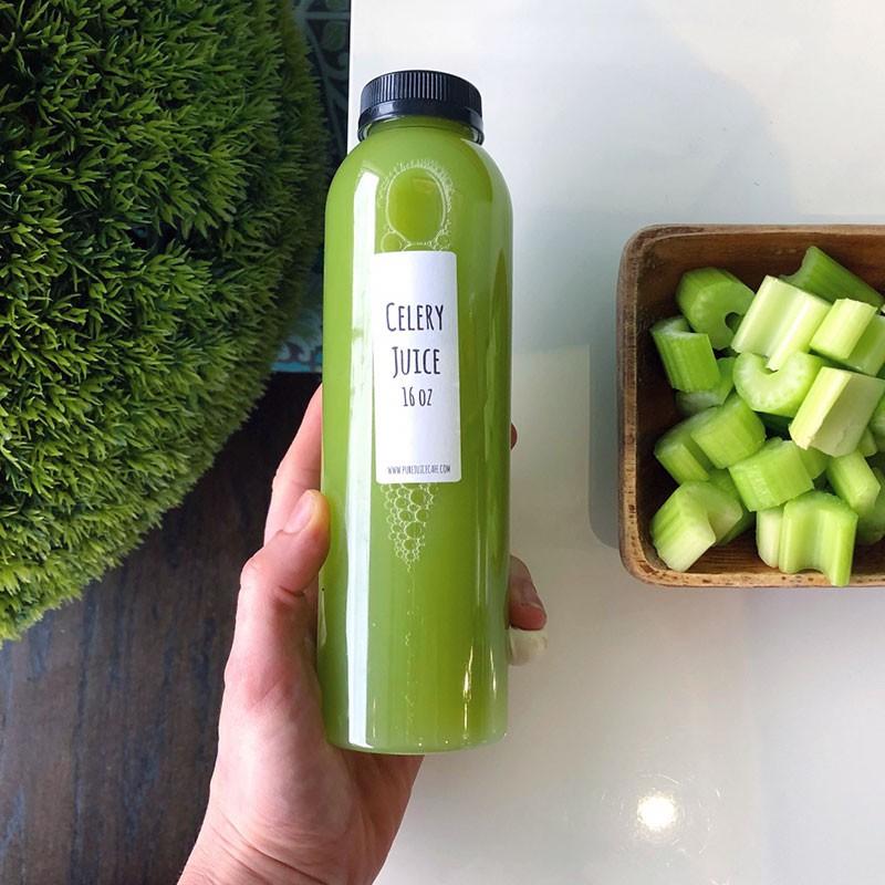 Sau Kylie Jenner, Lam Trường cùng loạt sao Việt đã bắt trend uống thử nước ép cần tây để tốt cho cả nhan sắc lẫn sức khỏe - Ảnh 3.