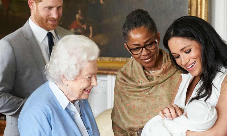 Toàn bộ ý nghĩa cái tên vượt xa truyền thống của con trai Harry và Meghan: Archie Harrison Mountbatten-Windsor - Ảnh 1.
